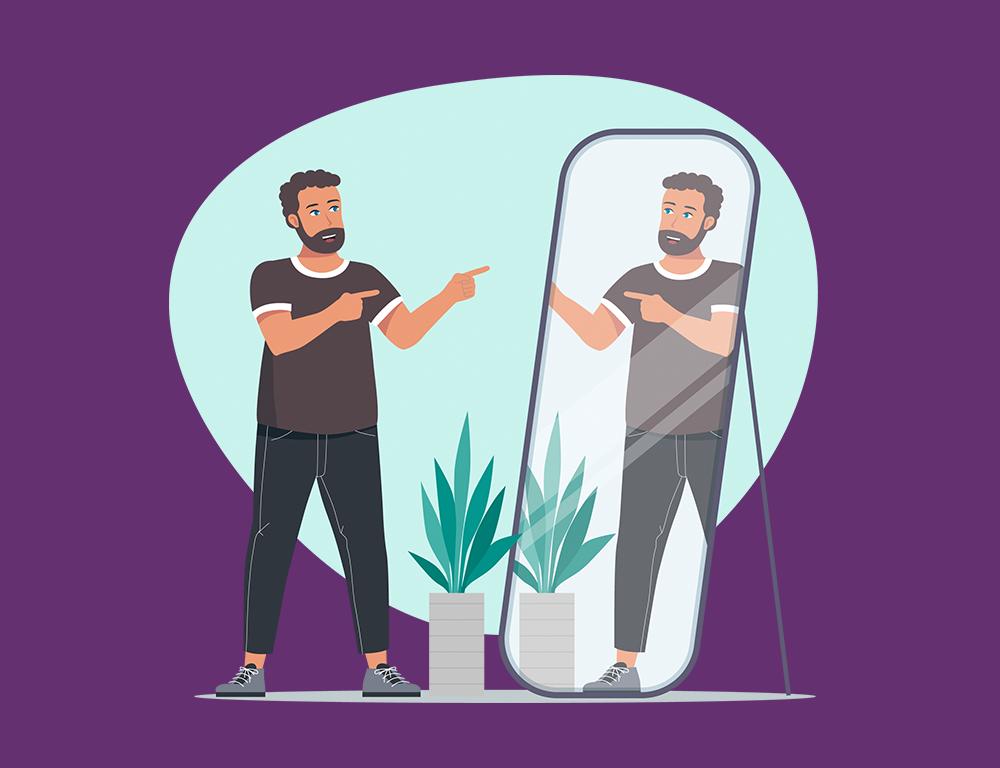 homes-davant-del-mirall